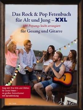 Das Rock & Pop Fetenbuch für Alt und Jung XXL - laflutedepan.com