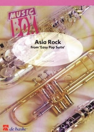 Asia rock from easy pop suite - music box Dizzy Stratford laflutedepan