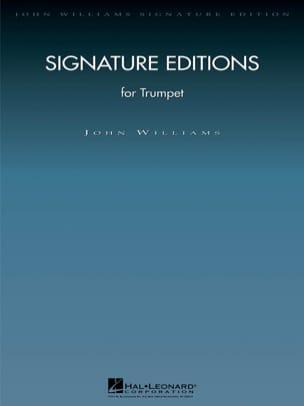 Signature Editions For Trumpet John Williams Partition laflutedepan
