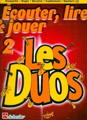 Ecouter Lire et Jouer - Les duos Volume 2 - 2 Trompettes laflutedepan