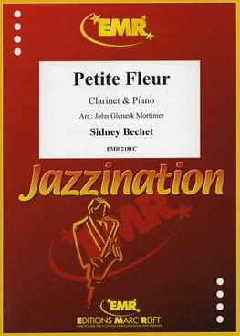 Petite Fleur Sidney Bechet Partition Clarinette - laflutedepan