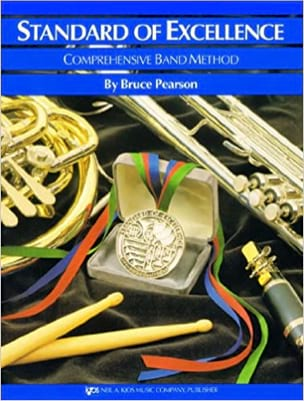 Standard Of Excellence Book 2 (Tuba C BC) Bruce Pearson laflutedepan
