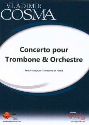 Concerto pour Trombone et Orchestre Vladimir Cosma laflutedepan