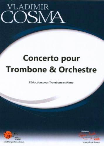 Concerto pour Trombone et Orchestre - laflutedepan.com