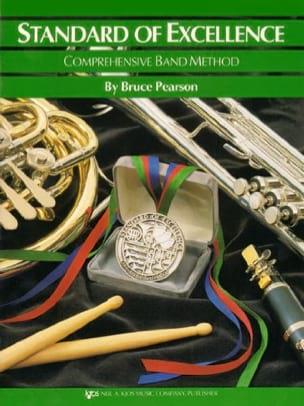 Standard Of Excellence Book 3 (Tuba C BC) Bruce Pearson laflutedepan