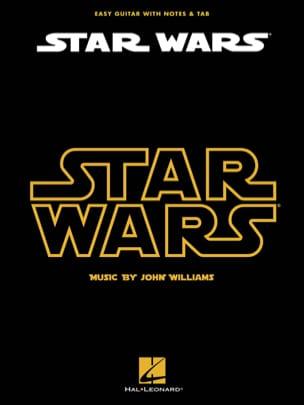 Star Wars - Easy Guitare John Williams Partition laflutedepan