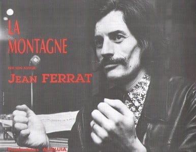 La Montagne - Jean Ferrat - Partition - laflutedepan.com