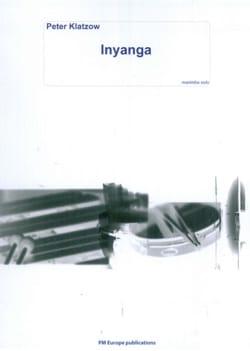 Inyanga Peter Klatzow Partition Marimba - laflutedepan