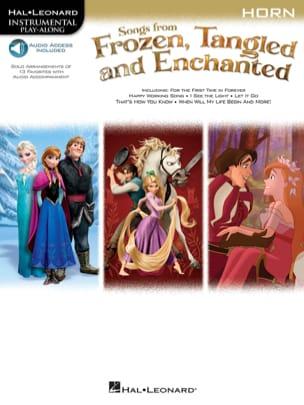 La Reine des Neiges Raiponce et Enchanted DISNEY laflutedepan