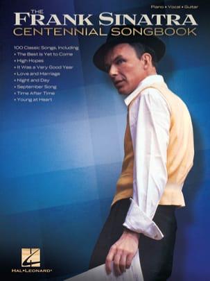 Frank Sinatra - Frank Sinatra - Centennial Songbook - Partition - di-arezzo.com