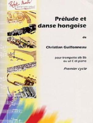 Prélude Et Danse Hongroise - Christian Guillonneau - laflutedepan.com