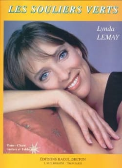 Les Souliers Verts Lynda Lemay Partition laflutedepan
