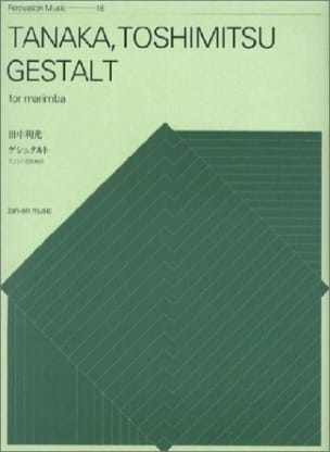 Gestalt Toshimitsu Tanaka Partition Marimba - laflutedepan
