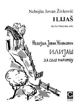Ilijas Nebojsa jovan Zivkovic Partition Marimba - laflutedepan