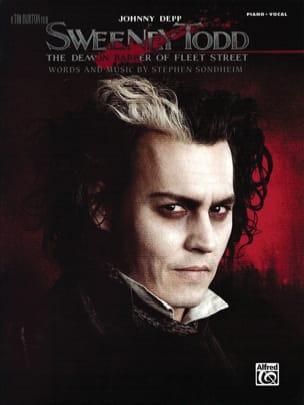 Sweeney Todd, The Demon Barber Of Fleet Street laflutedepan