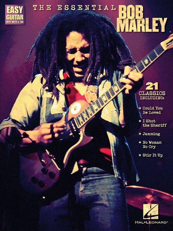 The Essential Bob Marley - Easy Guitar - Bob Marley - laflutedepan.com
