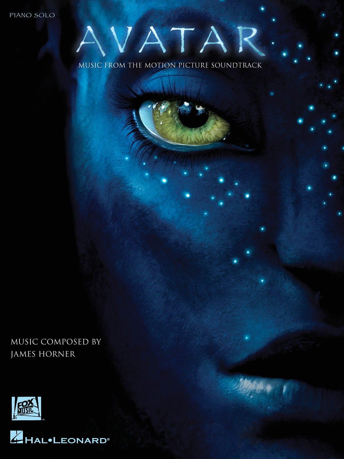 Avatar - James Horner - Partition - Musique de film - laflutedepan.com