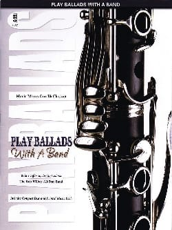Play Ballads With A Band Partition Clarinette - laflutedepan