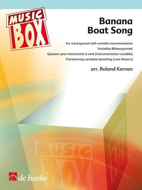 Banana boat song - music box - Traditionnel - laflutedepan.com