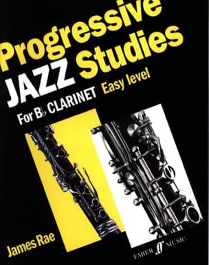 Progressive Jazz Studies - Easy Level James Rae Partition laflutedepan