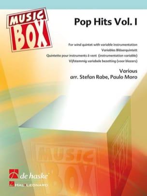Pop hits volume 1 - music box Partition ENSEMBLES - laflutedepan