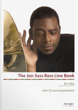 The Jon Sass Bass Line Book For Tuba Jon Sass Partition laflutedepan