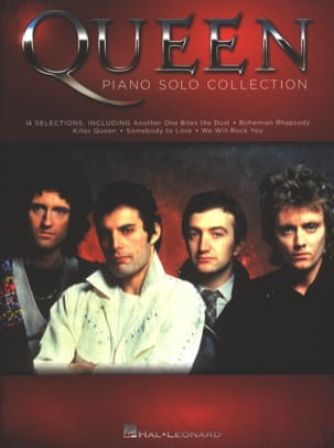 Queen - Queen - Piano Solo Collection - Partition - di-arezzo.co.uk