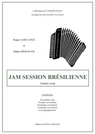 Jam Session Brésilienne Roger Larcange & Didier Dessauge laflutedepan