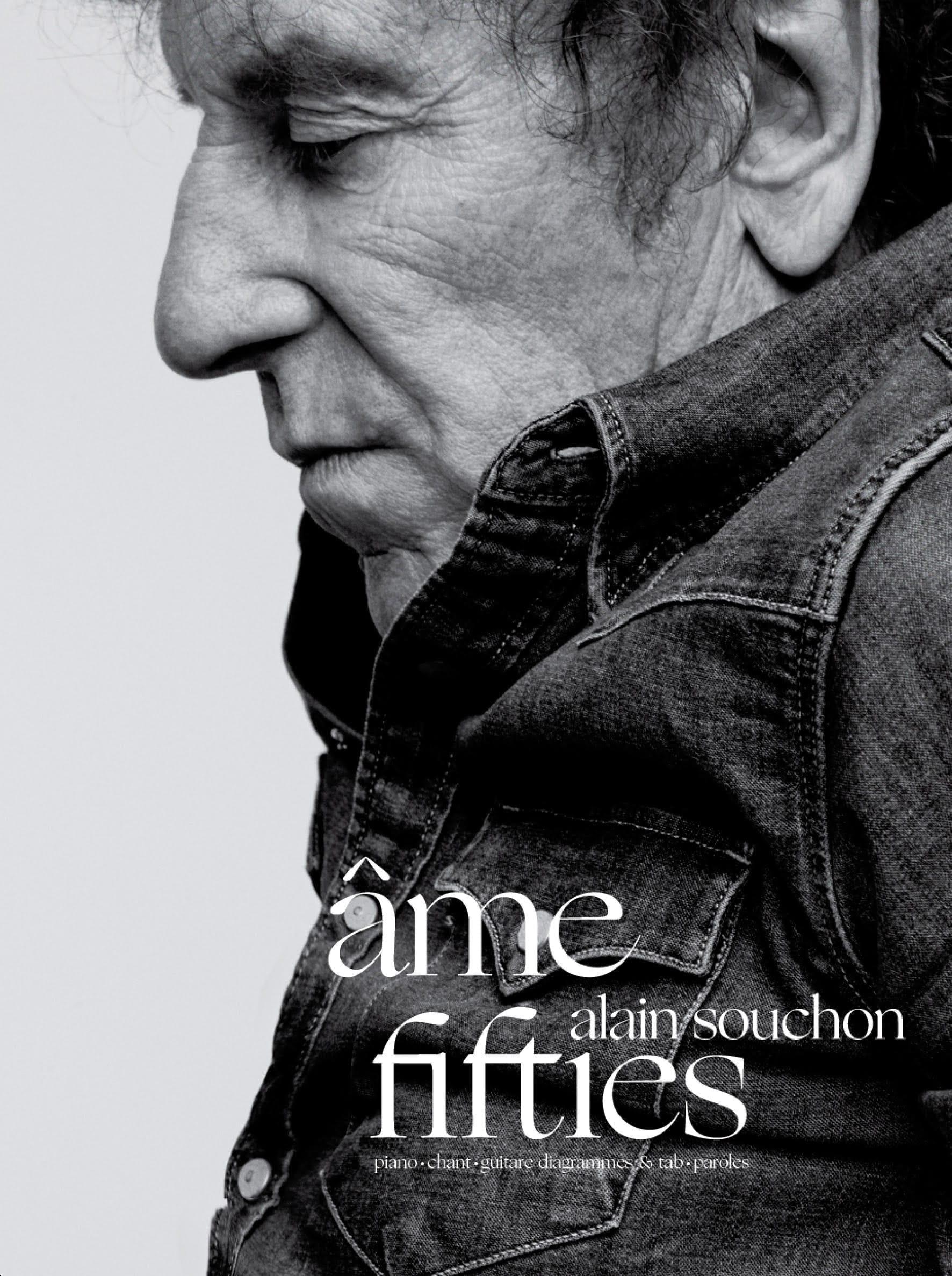 Ame Fifties - Alain Souchon - Partition - laflutedepan.com