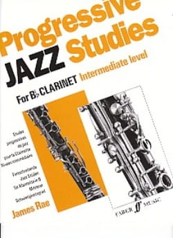 Progressive Jazz Studies Intermediate James Rae Partition laflutedepan