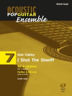 I Shot The Sheriff - Acoustic pop guitar ensemble N°7 laflutedepan