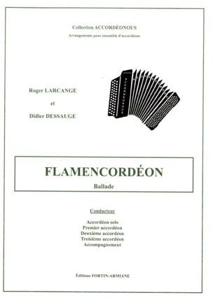 Flamencordéon - Roger Larcange & Didier Dessauge - laflutedepan.com