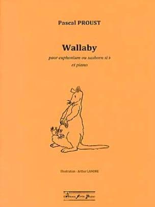 Wallaby - Pascal Proust - Partition - Tuba - laflutedepan.com