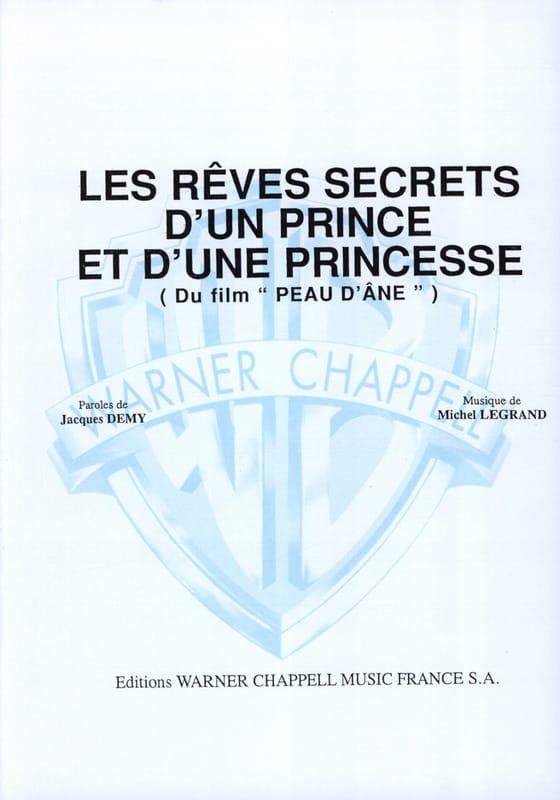 Les rêves secrets d'un prince et d'une princesse film Peau d'âne - laflutedepan.com