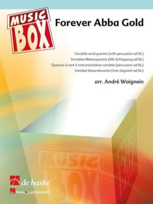 Forever abba gold - music box Abba Partition ENSEMBLES - laflutedepan
