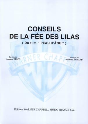 Michel Legrand - Consejos del Hada Lila - Partition - di-arezzo.es