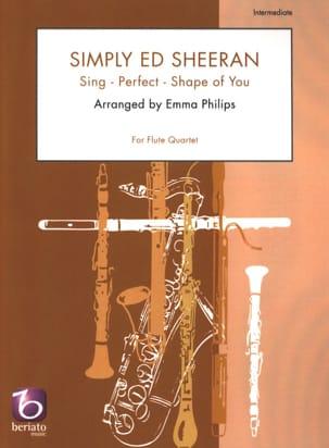 Simply Ed Sheeran - Quatuor de flûtes Ed Sheeran laflutedepan