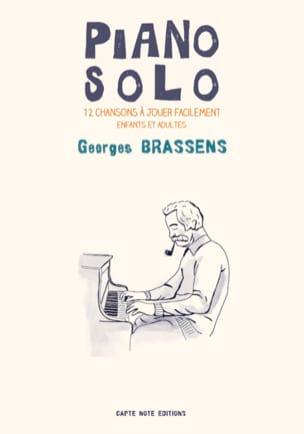 Georges Brassens - Partition - di-arezzo.co.uk