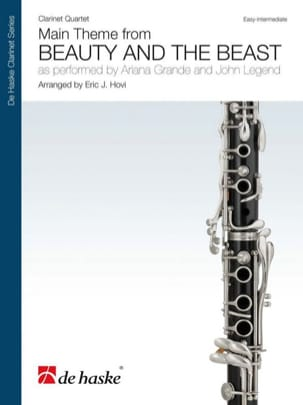 La Belle et la Bête - Quatuor de Clarinettes - laflutedepan.com