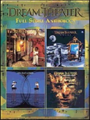 Full score anthology - Dream Theater - Partition - laflutedepan.com