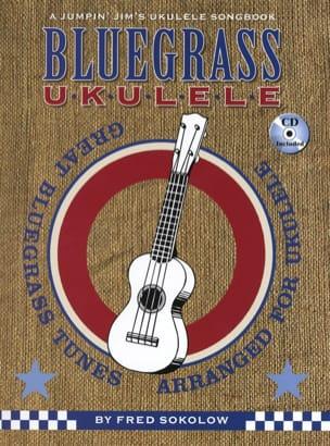 Bluegrass Ukulele Fred Sokolow Partition laflutedepan
