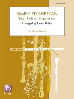 Simply Ed Sheeran - Quatuor de clarinettes Ed Sheeran laflutedepan