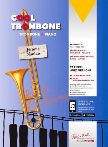 Cool trombone - Partition - Trombone - laflutedepan.com