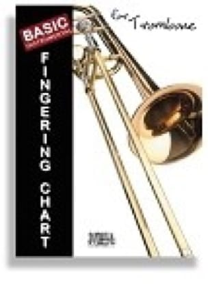 Basic Fingering Chart for Trombone - Partition - laflutedepan.com