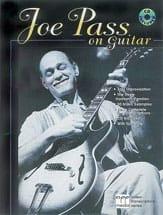 Joe Pass On Guitare Joe Pass Partition Jazz - laflutedepan