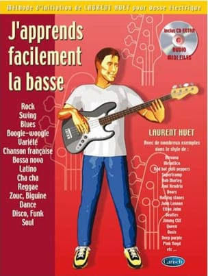 Laurent Huet - I easily learn bass - Partition - di-arezzo.com