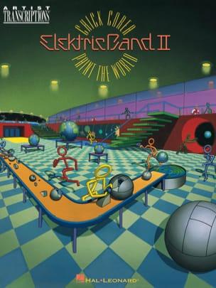 Electric Band II - Paint the world Chick Corea Partition laflutedepan