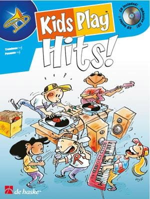 Kids Play Hits - Partition - Trombone - laflutedepan.com
