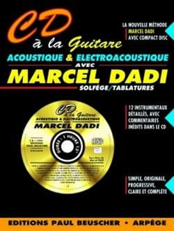 CD à la Guitare Acoustique et Eléctroacoustique laflutedepan
