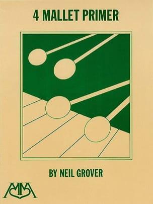 4 Mallet Primer Neil Grover Partition Xylophone - laflutedepan